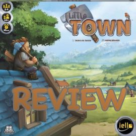 Unboxing Little Town By Joel