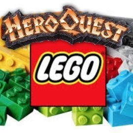 LEGO HeroQuest Anyone?