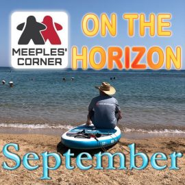 On The Horizon – September 2019