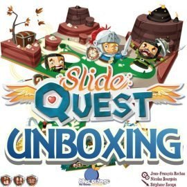 Unboxing Slide Quest by Isaac Wright