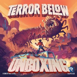 Terror Below Unboxing by Joel