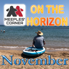 On the Horizon November