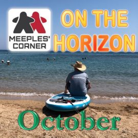 On The Horizon – October 2019