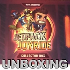 Jetpack Joyride Unboxing By Joel Wright
