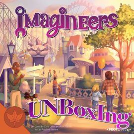 Unboxing Imagineers By JoelWright