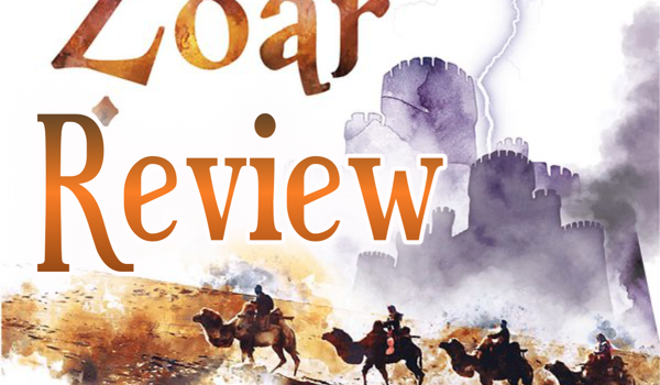 Zoar Review by Karen & Nigel