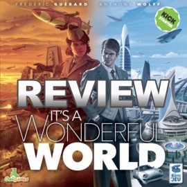 It's a Wonderful World Review By Joel