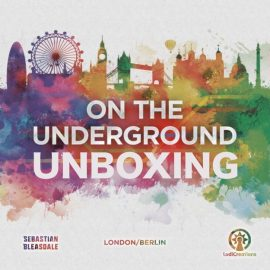 Unboxing On The Underground By Joel
