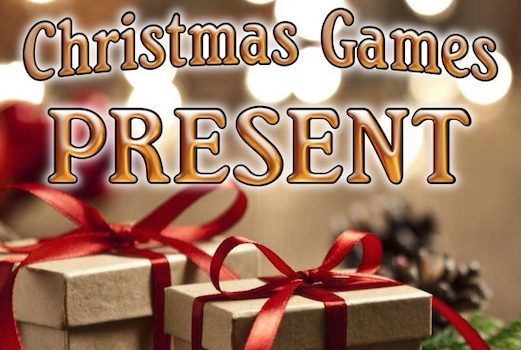 Ghosts of Christmas Games Present