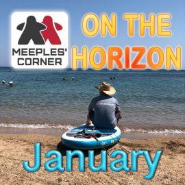 On the Horizon January 2020