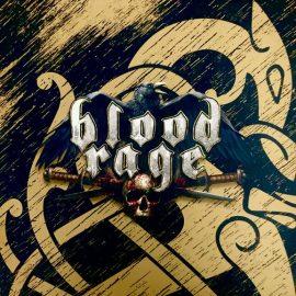 Unboxing Blood Rage Extras Kickstarter box by Joel
