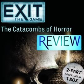 Exit: The Game – The Catacombs of Horror Review (No Spoilers)