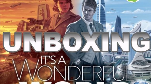 Unboxing It's A Wonderful Life Heritage Kickstarter Edition By Joel