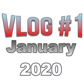 Vlog #1 from Joel, what happens in January stays in January.