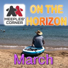On The Horizon – March 2020