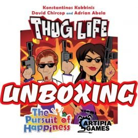 Unboxing The Pursuit Of Happiness: Thug life Expansion by Joel