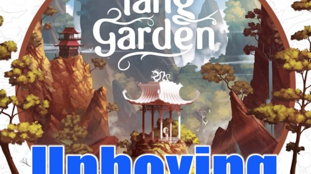Unboxing Tang Ganden By Joel Wright