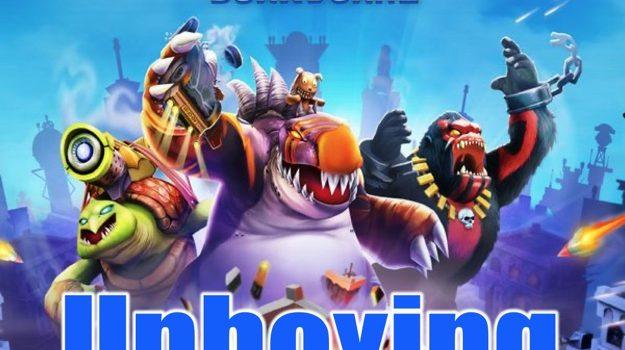 Unboxing the Kickstarter Monstrocity from Vesuvius Media